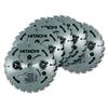 Lowes.com deals on 5-Pack Hitachi Circular Saw Blade Set