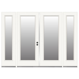 Display Product Reviews For Steel Patio Door White Primed French With Insulating Core