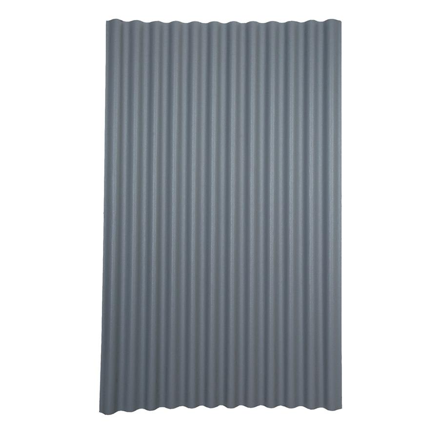 Shop Ondura 4 Ft X 6 58 Ft Corrugated Cellulose Fiber