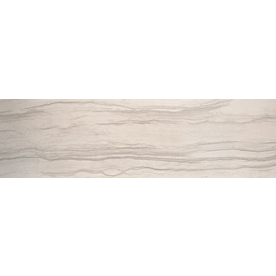 Emser Motion Drift Glazed Porcelain Indoor/Outdoor Bullnose Tile (Common: 3-in x 13-in; Actual: 3.15-in x 12.99-in) F77MOTIDR0313SB