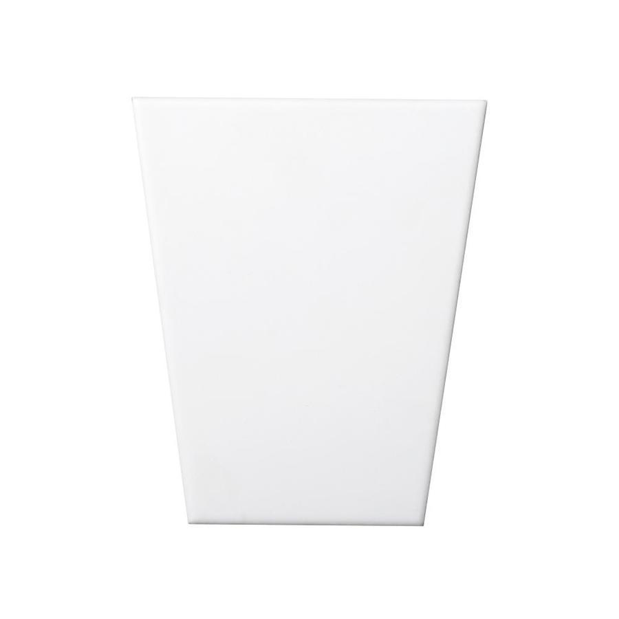 Emser Code 40-Pack White 4-in x 6-in Glazed Ceramic Subway Wall Tile | W10CODSWH0506WD -  Emser Tile