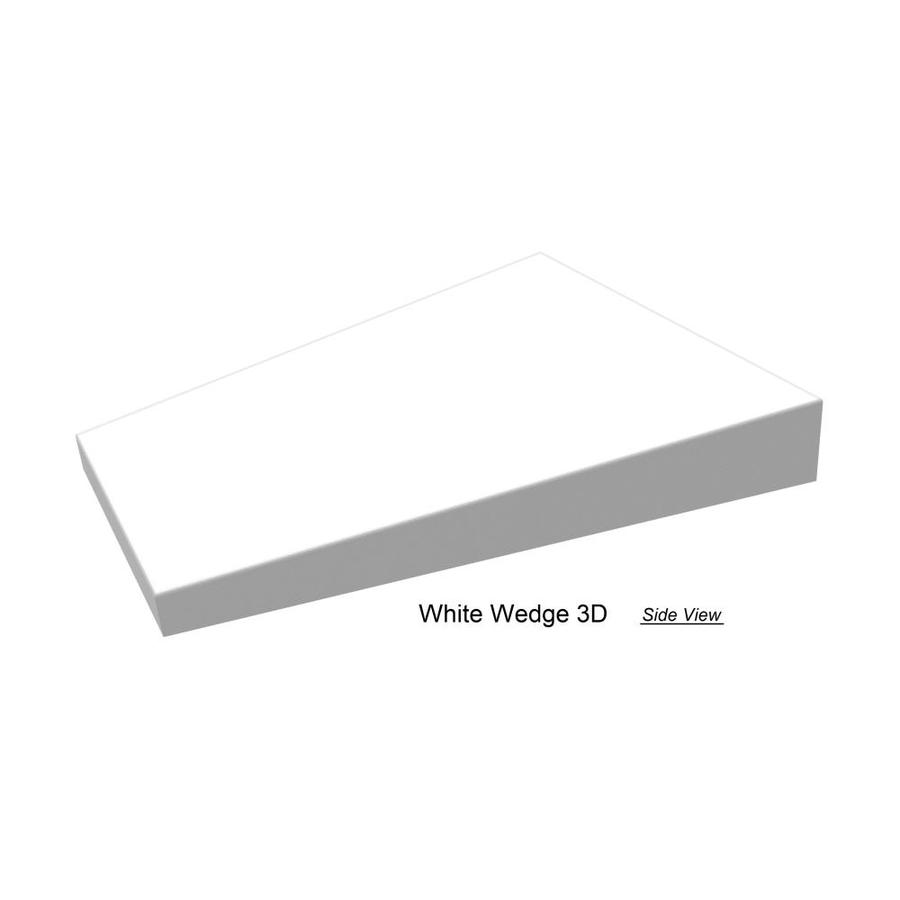 Emser Code 24-Pack White 4-in x 6-in Glazed Ceramic Subway Wall Tile | W10COD3WH0506WD -  Emser Tile
