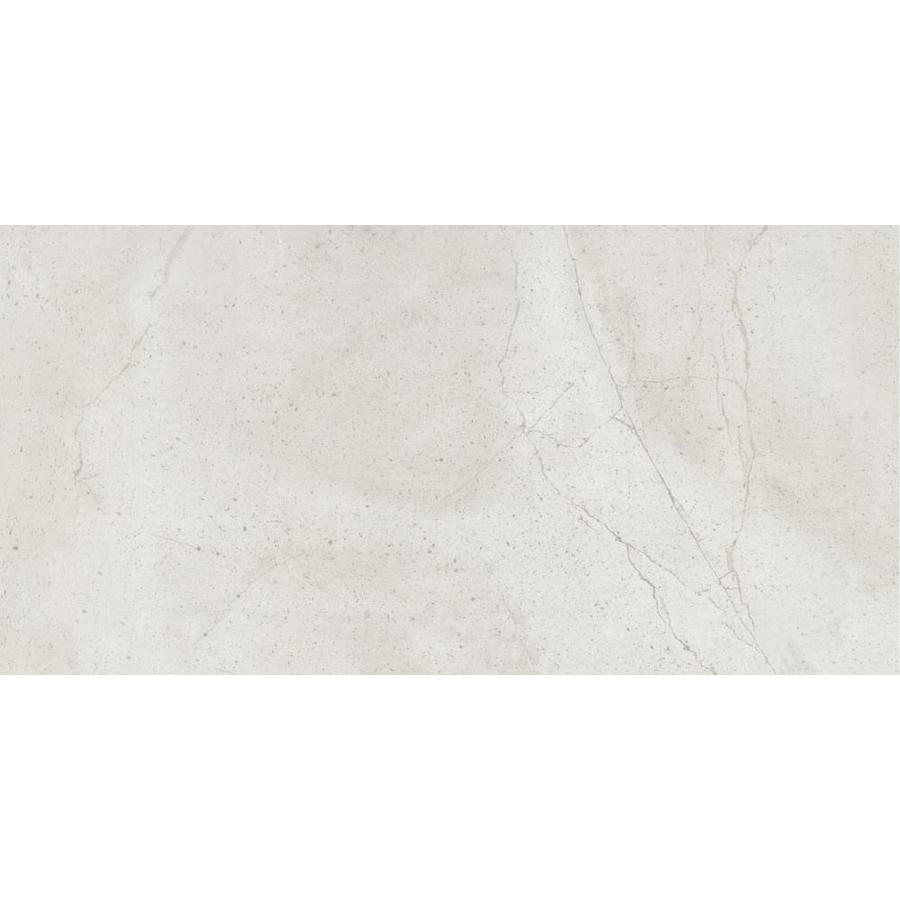 Emser Quest 8-Pack Silver 12-in x 24-in Glazed Porcelain Stone Look Floor and Wall Tile | F14QUESSI1224P -  Emser Tile