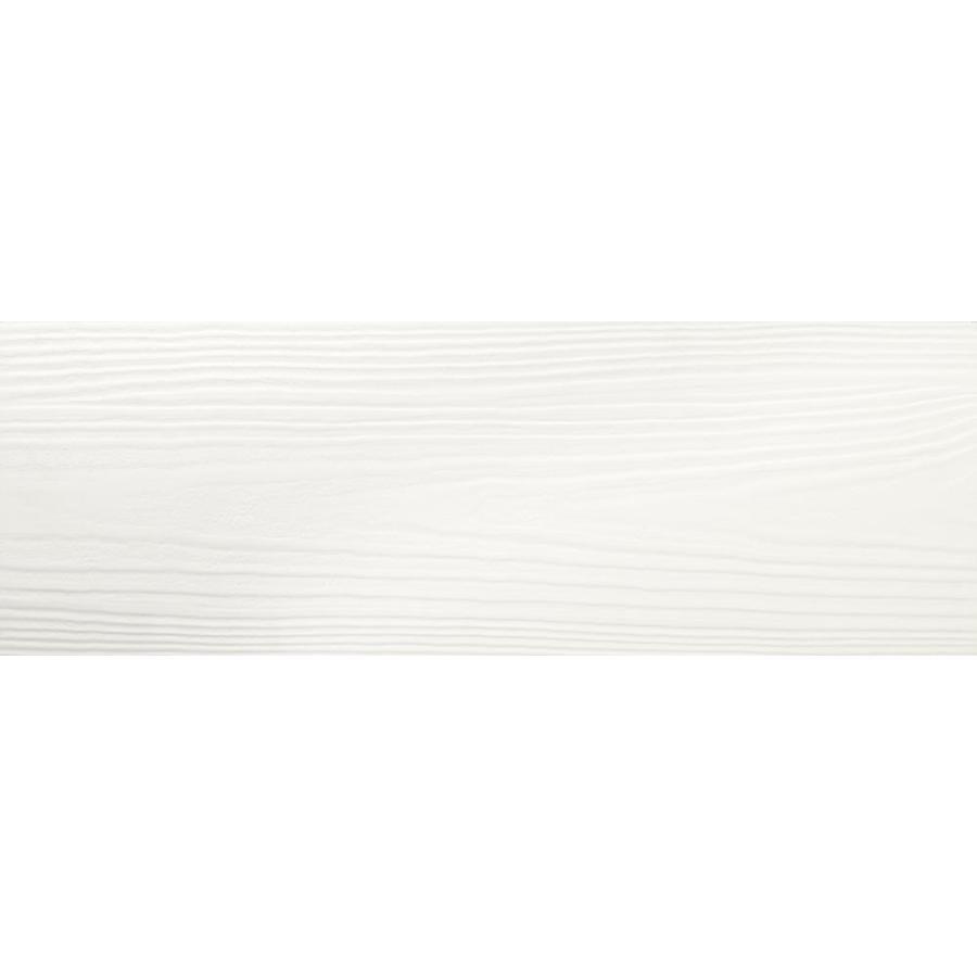 Emser Center 4-Pack White 13-in x 36-in Glazed Ceramic Wood Look Wall Tile | F26CENTWOW1336 -  Emser Tile