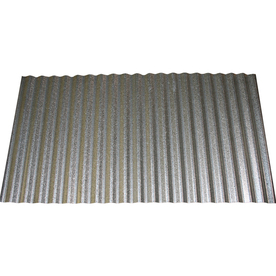 Shop Union Corrugating 2 33 Ft X 8 Ft Corrugated Steel