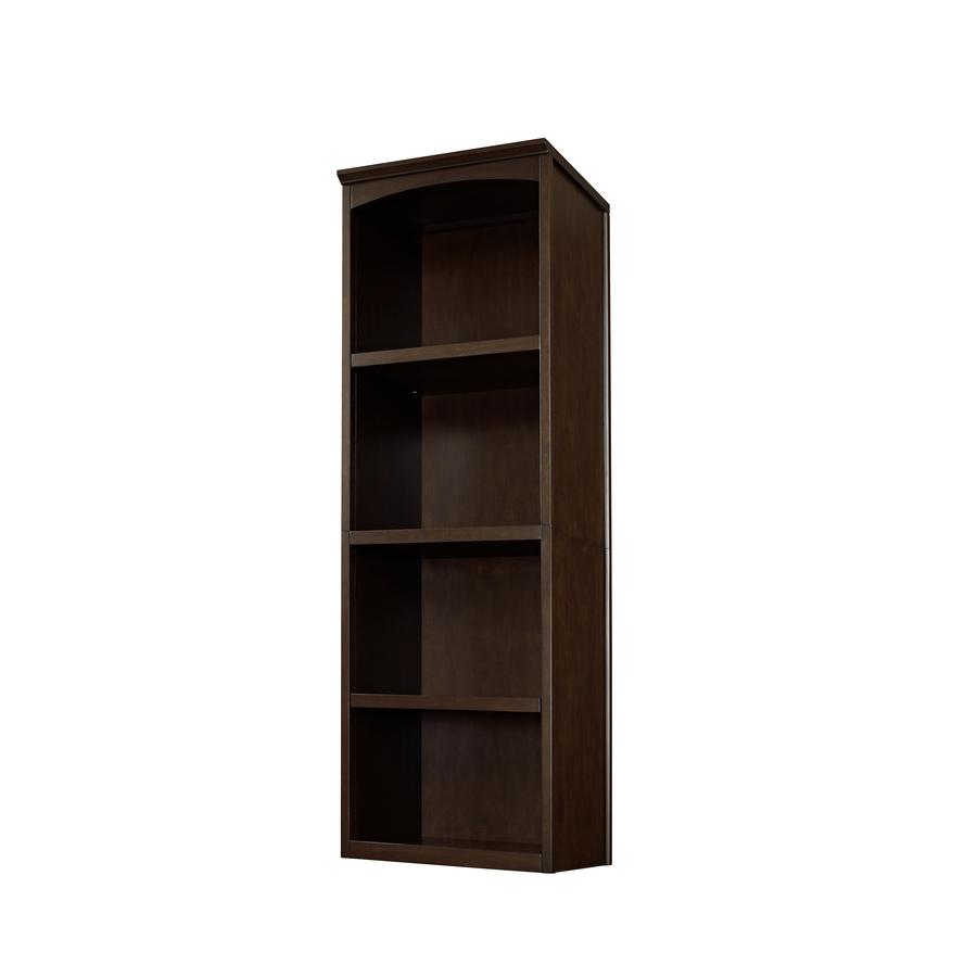 Allen Roth Backsplash: Shop Allen + Roth 76-in Java Wood Closet Tower At Lowes.com
