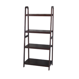 Display Product Reviews For Java Wood 4 Shelf Ladder Bookcase