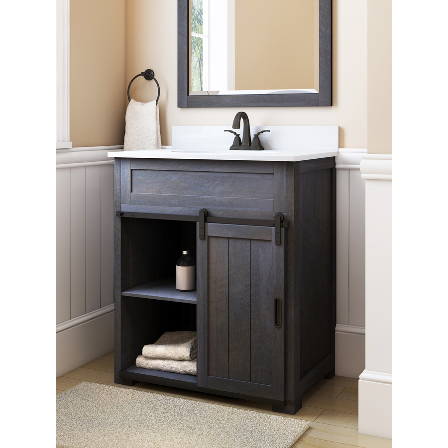 Bathroom Vanities With Tops At Lowes Com