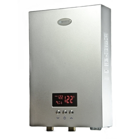 Shop Tankless Electric Water Heaters at Lowescom