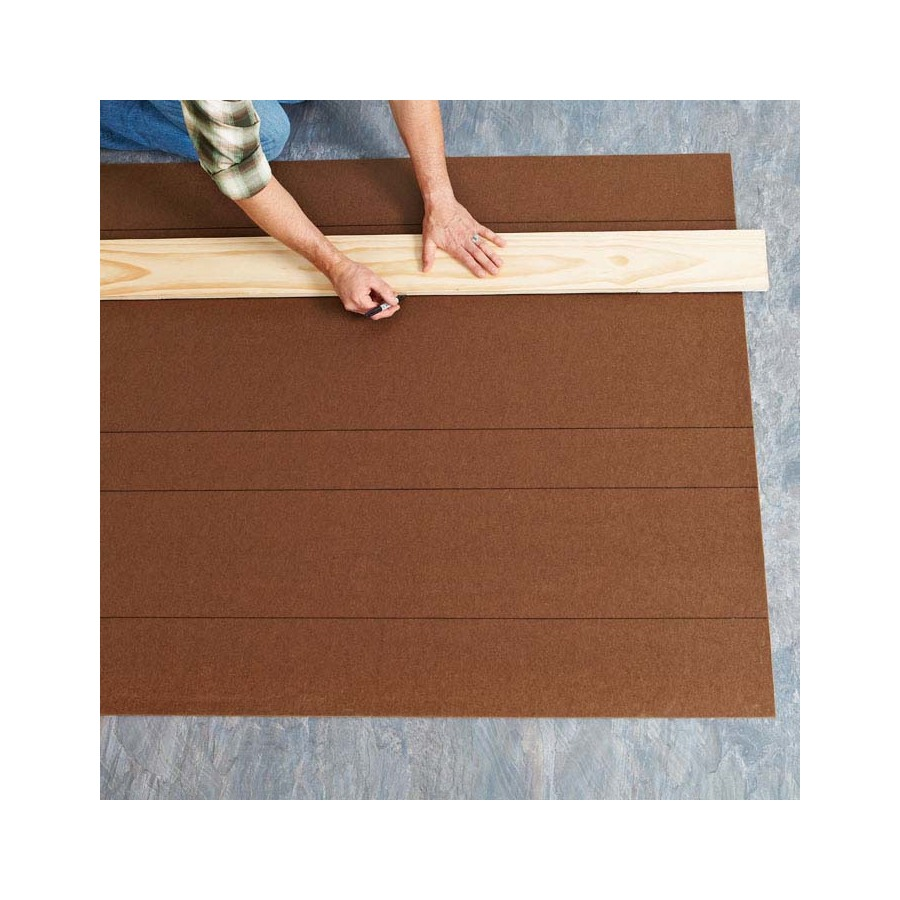 X 7 98 Ft Smooth Brown Wall Panel