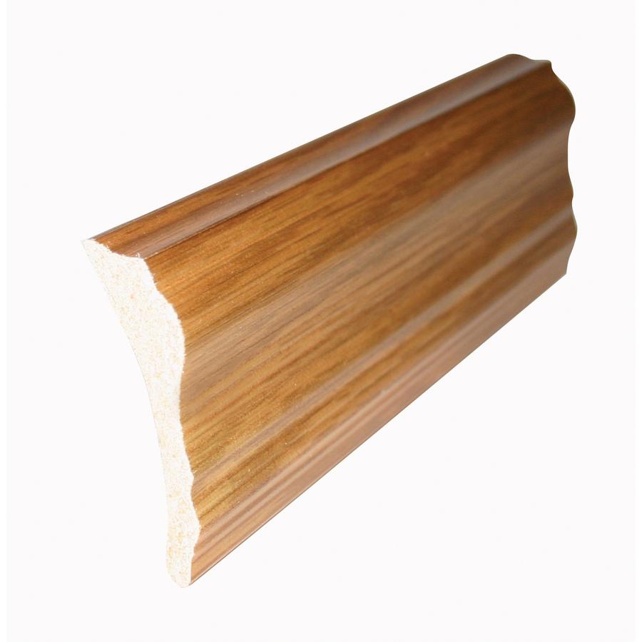 Shop 5/8-in X 2-5/8-in X 8-ft Honey Oak Chair Rail