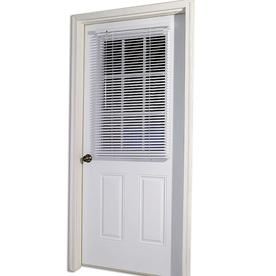 Display Product Reviews For 1 In Cordless White Vinyl Room Darkening Mini Blinds Common