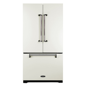 Aga Legacy 22.1-Cu Ft Counter-Depth French Door Refrigera...