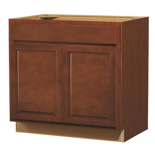 Lowes Cheyenne Kitchen Cabinets: Kitchen Classics Saddle Cheyenne Doors, Drawer & Sink