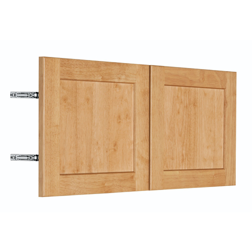 Nimble by Diamond Stained Wall Cabinet Door N12 W3014BFK