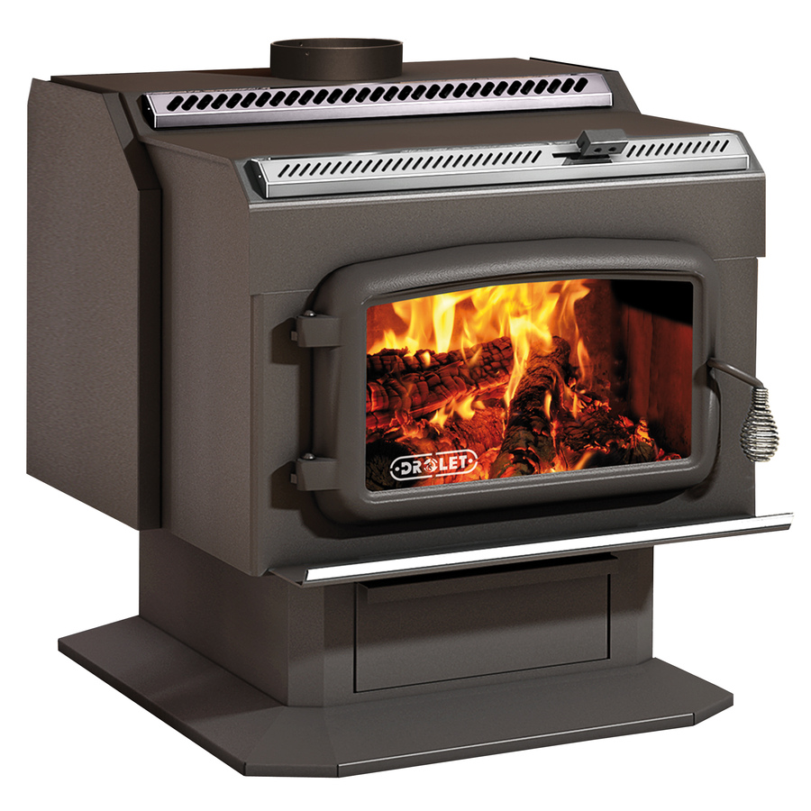 Portable Popular Wood Stove In Woodworking Shop