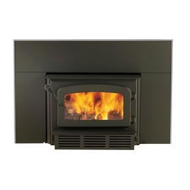 DROLET 1600-Sq Ft Wood Burning Stove Insert Db03120