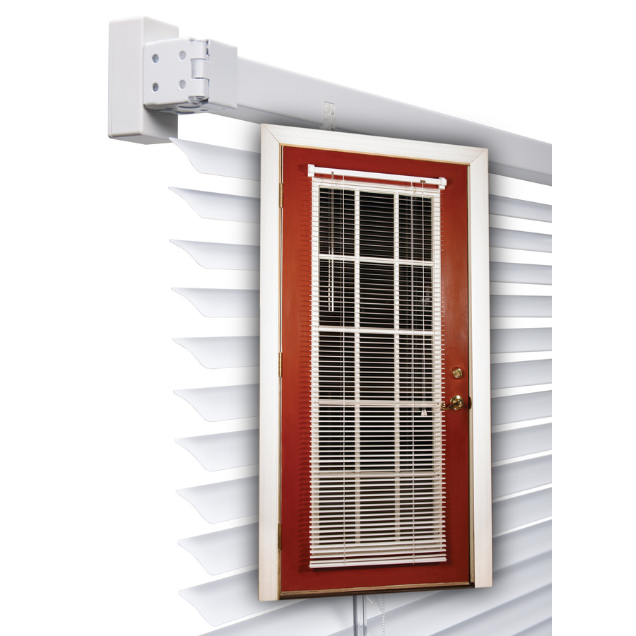 Blinds For Doors Aluminum Mini