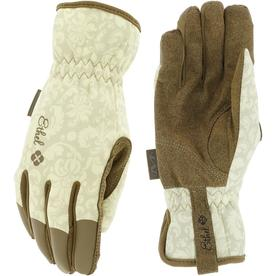 Incroyable Display Product Reviews For Womenu0027s Medium Cream Polyester Garden Gloves