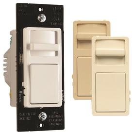 Display product reviews for 450-watt Single Pole 3-way White/light almond  sc 1 st  Loweu0027s & Shop Light Switches at Lowes.com