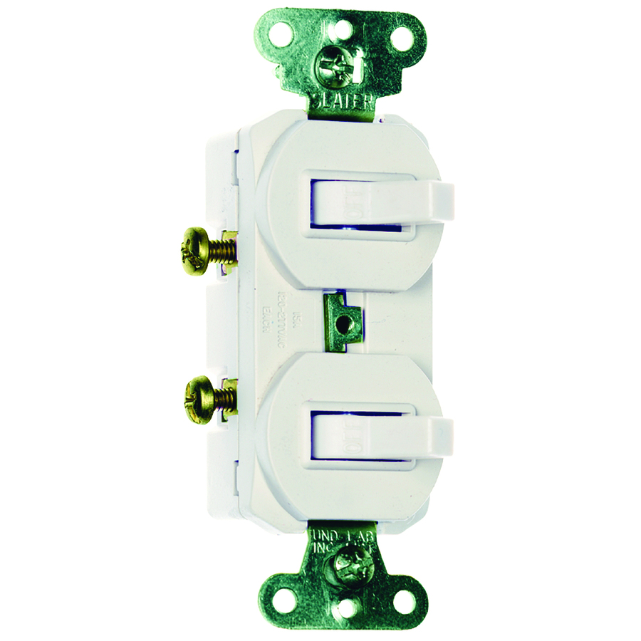 Double Throw 60 Amp 600volt 3pole Indoor Nonfusible Safety Switch