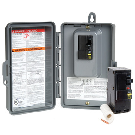New Square D Qo Spa Pack 50 Amp Gfci Gfi Breaker With