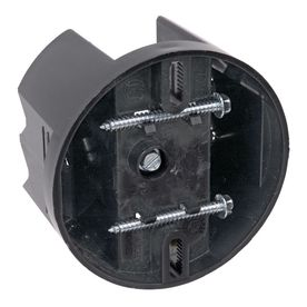 Round Upc 786358003817 Product Image For Carlon Ceiling Plastic Electrical Box Upcitemdb