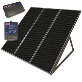 Coleman Portable Solar Kit From Lowes For Backup Solar