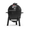 Lowes.com deals on Char-Griller Akorn 154 -sq in Hammertone Charcoal Grill