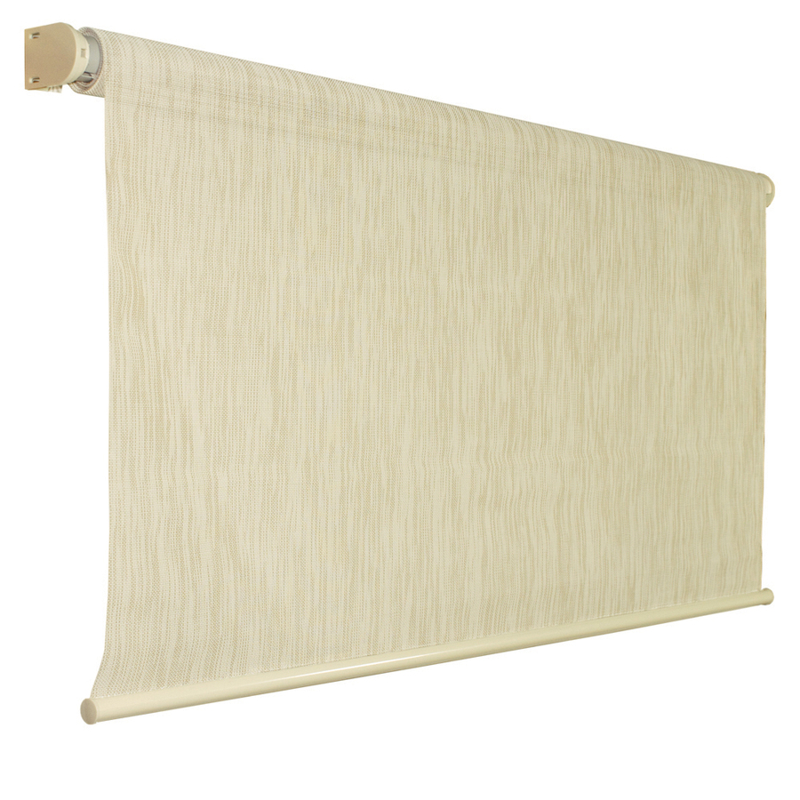 Shop Coolaroo 72 In L Sand Light Filtering Pvc Exterior