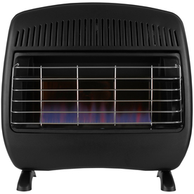 30k Btu Blue Flame Gas Space Heater Ebay