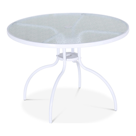 Display Product Reviews For Pagosa Springs Round Dining Table 40 In W X