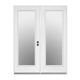 french door exterior lowes. display product reviews for 71.5-in x 79.5-in left-hand inswing white french door exterior lowes