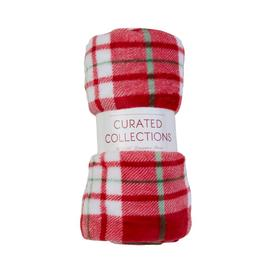 Curated Collections Curated Collections Multi 50-In W Polyester Throw Th022453001low