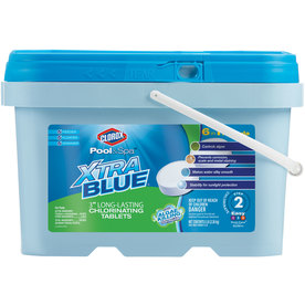 Clorox Pool&Spa Xtrablue 5-Lb Bucket 3-In Pool Chlorine T...
