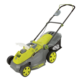 Sun Joe 40-Volt Brushless Lithium Ion 16-In Deck Width Co...
