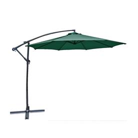 Lauren & Company Patio Umbrella (Common: 120-In W X 120-I...