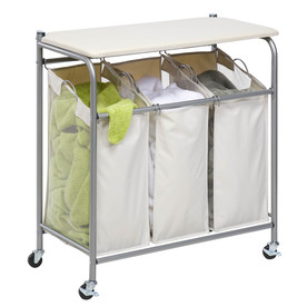 Honey-Can-Do 1-in  Laundry Hamper SRT-01196