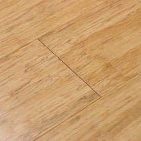 Shop hardwood flooring at lowes display product reviews for fossilized 5 in natural bamboo solid hardwood flooring 2701 solutioingenieria Choice Image