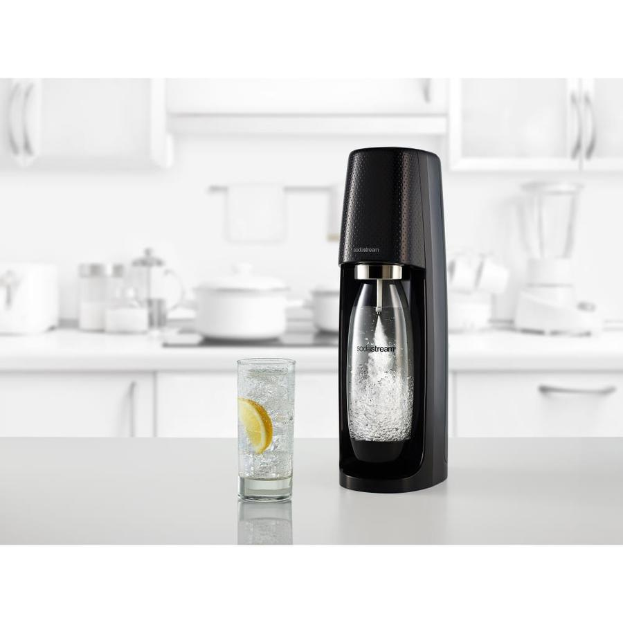 SodaStream Fizzi Flavored Water and Soda Maker, Black   1011711011