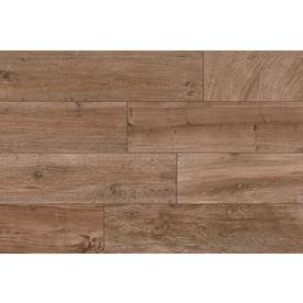 Woods Vintage Gray Porcelain Tile Lowes