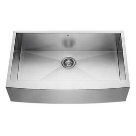 Display Product Reviews For 36.0 In X 22.25 In Single Basin Stainless Steel
