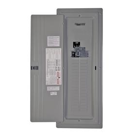 Reliance 200-Amp Main Circuit Breaker With 30-Amp Generat...