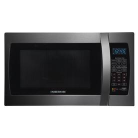 Display Product Reviews For 1 3 Cu Ft 1100 Watt Countertop Microwave Stainless Steel