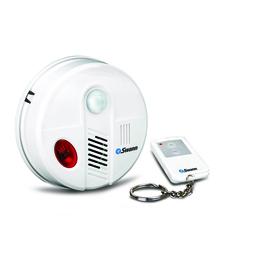 Upc 815849010055 Swann Ceiling Alarm Motion Detector W