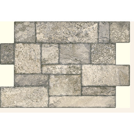 Display Product Reviews For Fiyord 6 Pack Gray Porcelain Floor Tile  (Common: 16