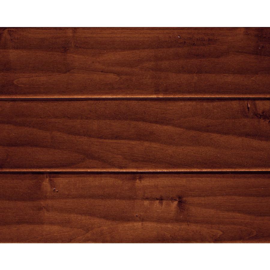 Shop Mohawk 5 In W Maple Engineered Hardwood Flooring At