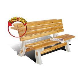 2X4 BASICS 2X4basics Sand Polyresin Table Brackets 90110