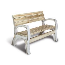 2X4BASICS Sand Polyresin Chair Brackets 90134