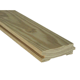 Shop Top Choice Pressure Treated Lumber Actual 1 In X 3